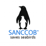 Logo de la SANCCOB (Southern African Foundation for the Conservation of Coastal Birds)
