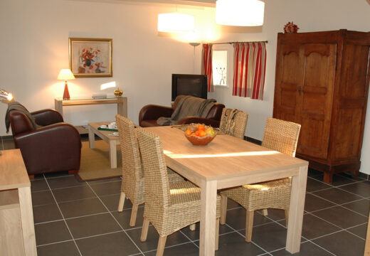 Chambres d'hôtes Le Canville - 3 pers - 2 nuits -107,45€/pers
