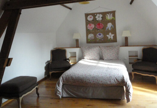 Chambres d'hôtes Le Canville - 2 pers - 2 nuits -130,80€/pers